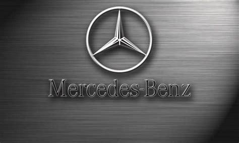 mercedes logo wallpaper gallery
