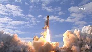 Space Shuttle Launch NASA Atlantis to the International ...