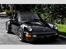 1992 Porsche 964 Turbo Hollywood Wheels Auctions & Shows