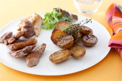 cuisine plancha recette recette de plancha de viandes pommes grenaille facile et