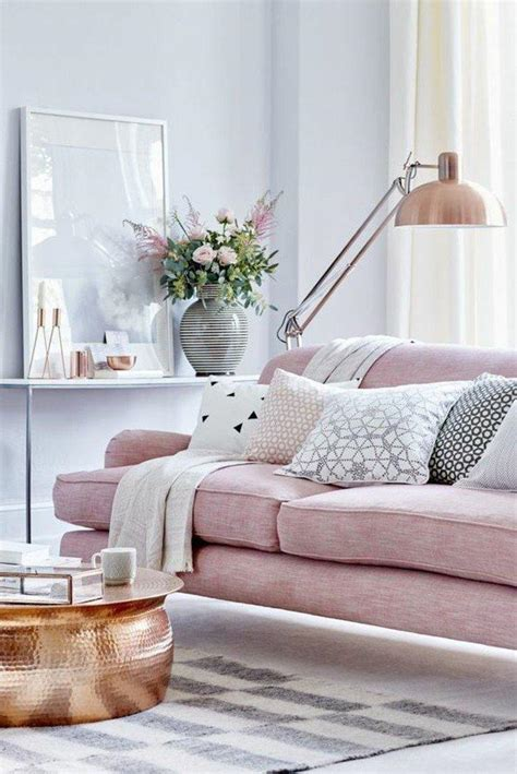 Pink Bedroom Interior Design Decorating Ideas Images Tips Accessories by Trend Colors 2017 Millennial Pink In The Interior Design