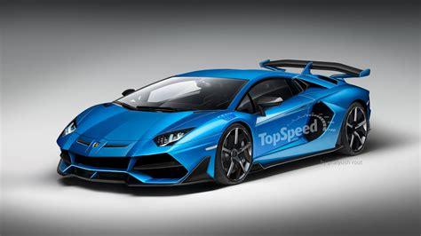 lamborghini aventador performante review top speed