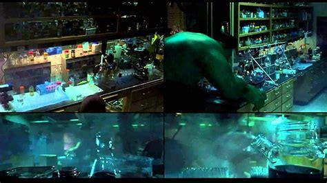 hulk smashing  laboratory youtube
