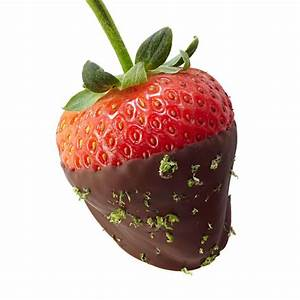 Chocolate-Dipped Strawberries Recipe - EatingWell
