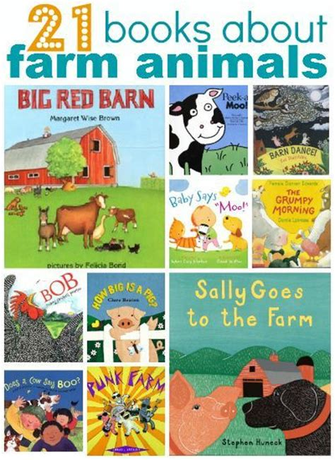 21 books about farm animals lesson plans for and 604 | a3c1363ab1f06902056971a54882a042
