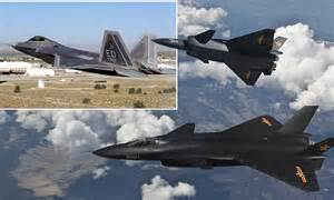 China's first stealth jet goes from strength to strength ...