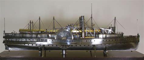 Steam Boat Model by File Steamboat Model Commonwealth Box Jpg