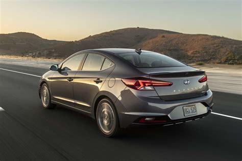 2019 Hyundai Elantra Unveiled in the USA - MotorBash.com
