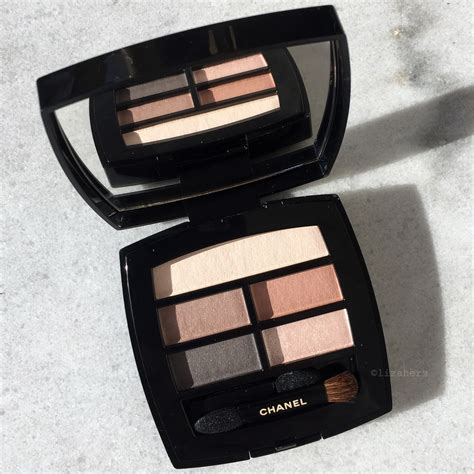 chanel les beiges eyeshadow palette foundation cushion coming  er beautygeeks