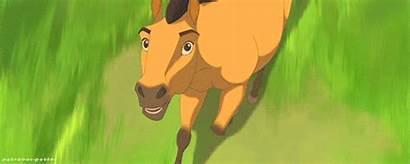 Spirit Stallion Cimarron Dreamworks Horse Gifs Mustang