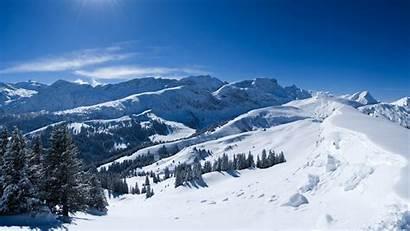 4k Snow Wallpapers Winter Ultra Landscape Fog