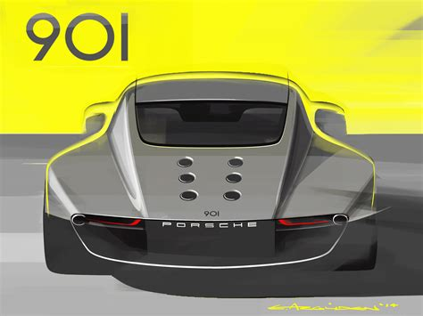 porsche 901 concept interior porsche 901 design concept reimagines the iconic 911
