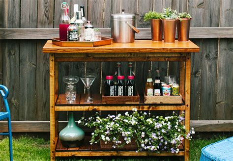 bar cart      diy ways guide patterns