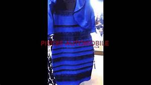 La vrai couleur robe blanc doree bleu noir bip bip autos for Robe ou ensemble habillé