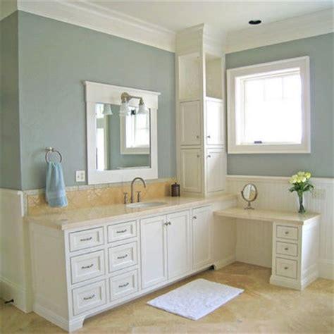 Bathroom Cabinets L-shaped