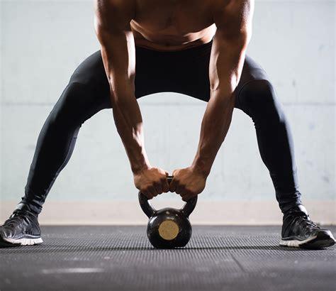 kettlebell weight loss workout
