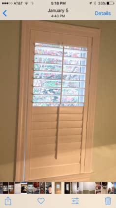 plantation shutters split tilt  divider rail split tilt   split tilt st louis blinds