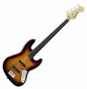 Bass jazz modified squire vintage