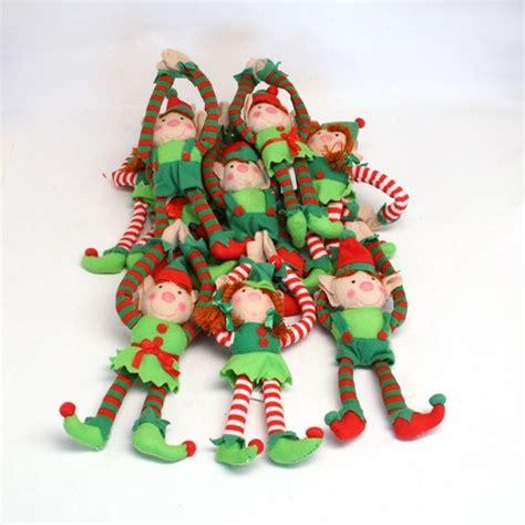 long arm plush elves