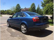 2003 Audi A4 18T Quattro $5,900 Audi Forum Audi
