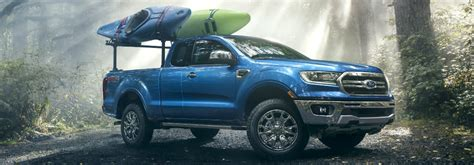 How Much Can The 2019 Ford Ranger Tow?