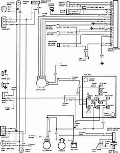1982 Chevy K10 Fuse Box Diagram