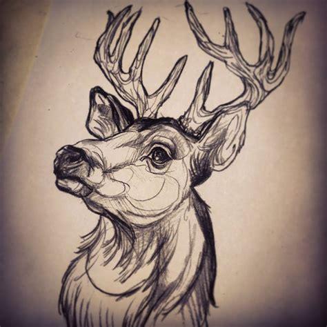 deer head  dicknosetengudeviantartcom  atdeviantart