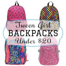 Back to School Backpacks for Tween Girl