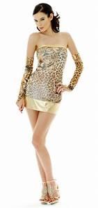 Strapless Leopard Dress Animal Print Dresses Neve Bianca