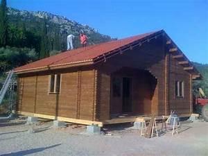 Maison En Bois En Kit Tarif : habitations l g res de loisir hll chalet bois avec ~ Premium-room.com Idées de Décoration