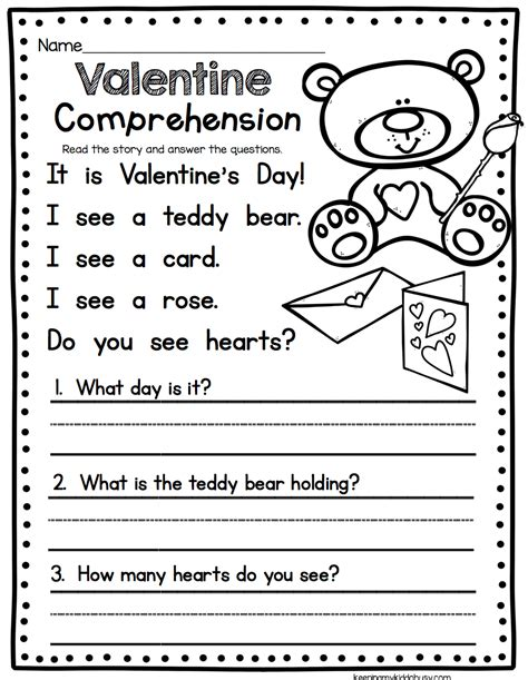 february math ela pack freebies