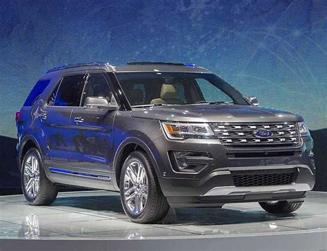 2018 Ford Explorer by 2018 Ford Explorer Redesign And Price N1 Cars Reviews