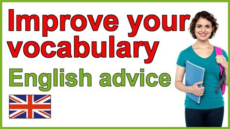 How To Improve Your English Vocabulary Youtube