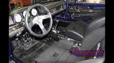 Renegade Hybrids 6 Speed Porsche 914 V8 - YouTube