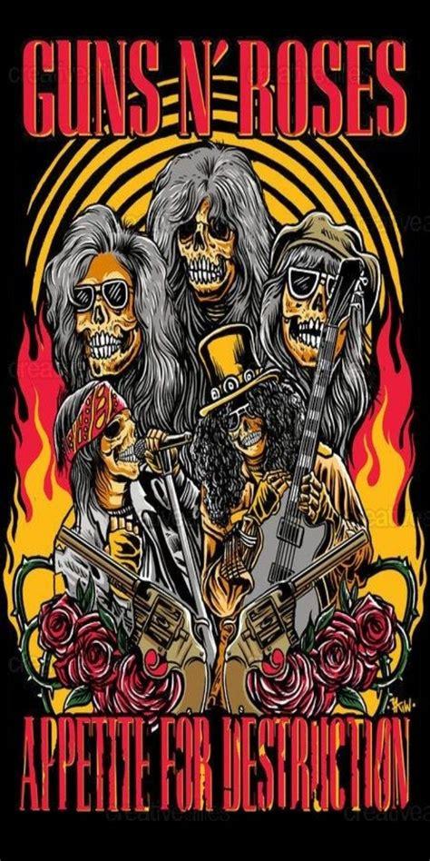 Guns N' Roses Guns N' Roses/music in 2019 Guns N Roses