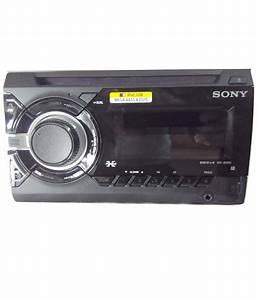 Sony Car Audio Player Wx