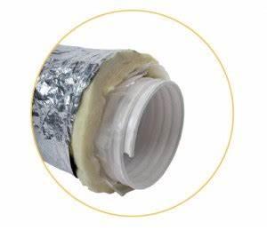 Gaine Semi Rigide Vmc : gaine nettoyable pour ventillation et chauffagemydatec ~ Edinachiropracticcenter.com Idées de Décoration