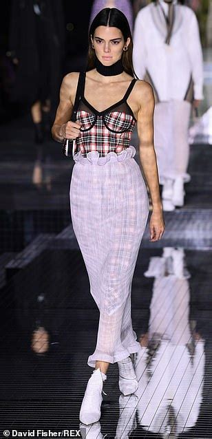 Kendall Jenner is joined by Gigi and Bella Hadid as ...