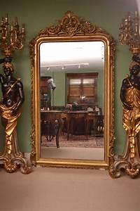 Regent Antiques Mirrors Antique Elegant French