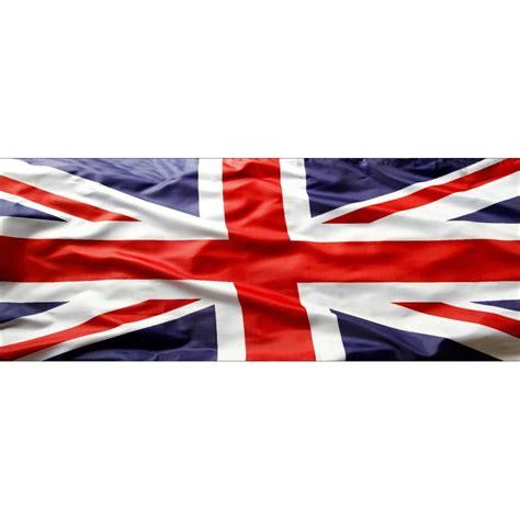 papier peint t 234 te de lit drapeau anglais stickers