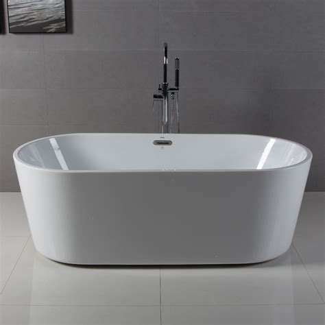 Stand Alone Bathtubs by Best In Freestanding Bathtubs Helpful Customer