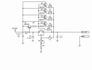 voltage regulator lm338 with pass transistors With lm338 datasheet
