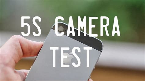 iphone  camera test review demo youtube