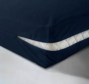 Wasserdichter Matratzenbezug Outdoor : wasserdichter matratzenbezug in dunkelblau ~ Eleganceandgraceweddings.com Haus und Dekorationen