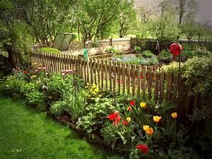 Gartengestaltung Bauerngarten Bilder : bauerngarten im chiemgau bei h slwang foto bild landschaft garten parklandschaften ~ Markanthonyermac.com Haus und Dekorationen