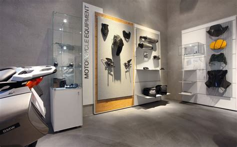 bmw showroom design bmw motorrad international showroom concept visplay