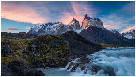 Desktop Backgrounds Hd Nature Winter Torres Del Paine National Park Hd Wallpaper 9 Hd Wallpapers