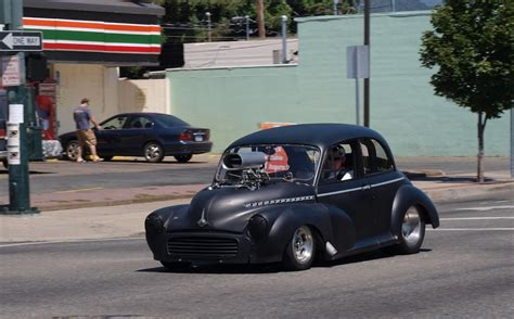 Hot Rods - Morris Minor Gasser build | The H.A.M.B.