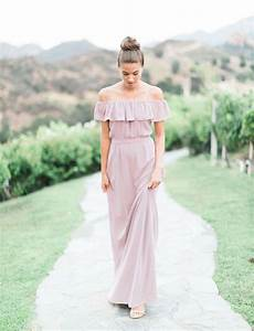 the new romantic bridesmaid dresses by joanna august With dresses for august wedding