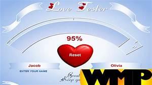 Free Love Teste... Love Tester
